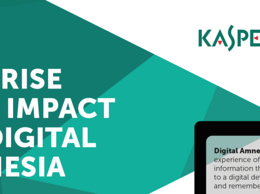 Kaspersky Digital Amnesia Report